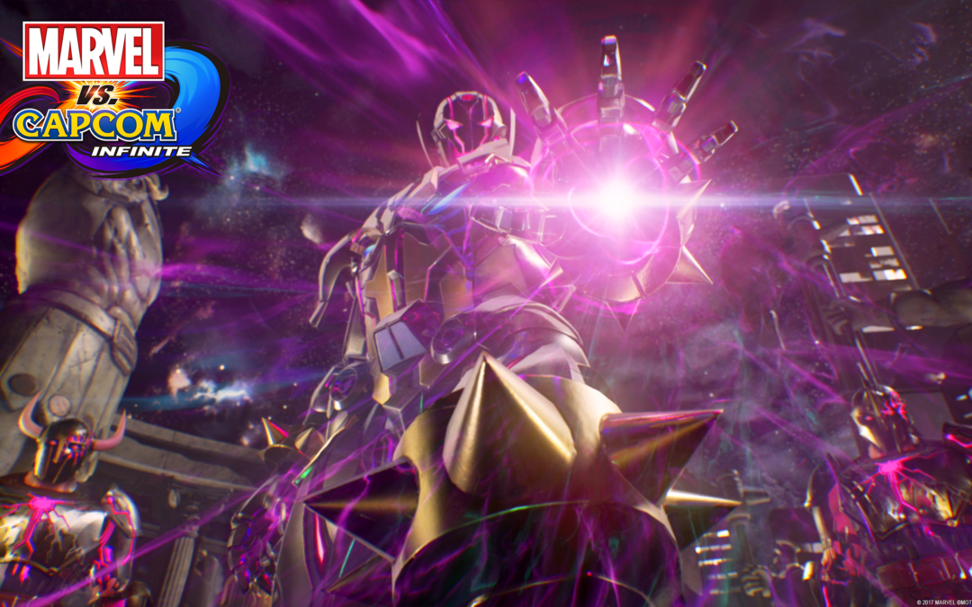 Hablemos de Marvel VS Capcom: Infinite