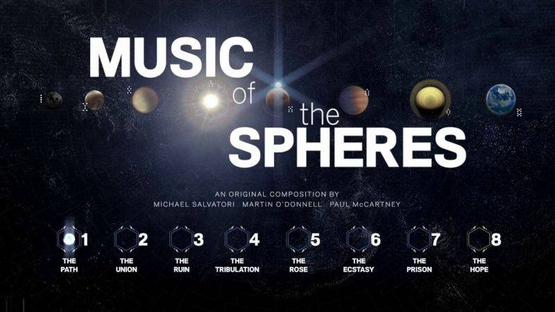 Music of the Spheres de Destiny se filtra después de 4 años