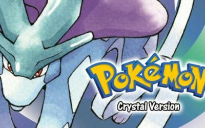 Pokémon Cristal estará disponible para 3DS el próximo 26 de enero