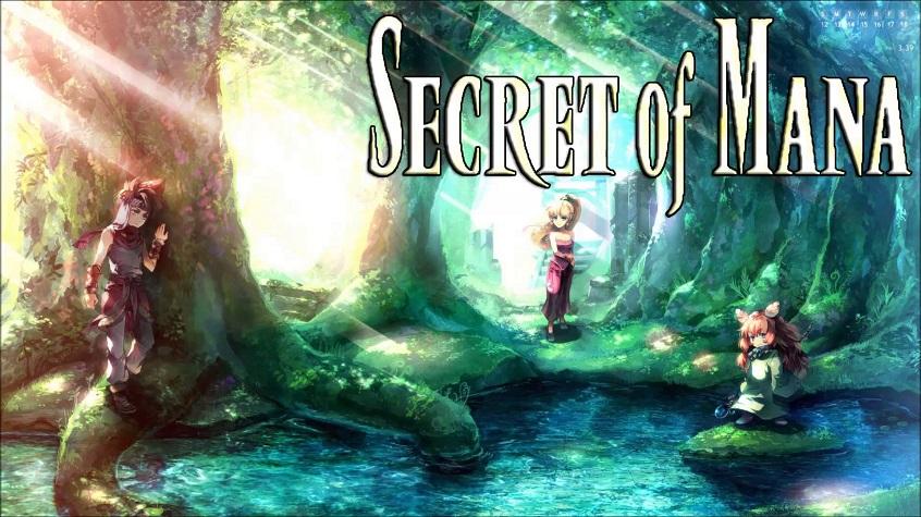 Secret of Mana a la venta el 15 de febrero en físico y en castellano