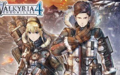 Primer gameplay de Valkyria Chronicles 4