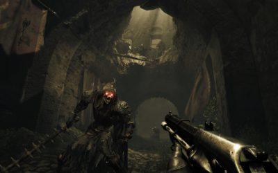 Witchfire anunciado, shooter fantástico con temática oscura