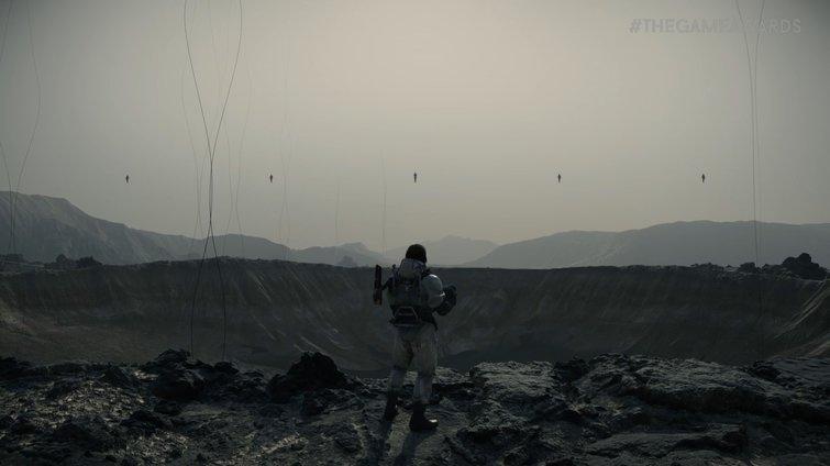 Nuevo tráiler de Death Stranding por Hideo Kojima