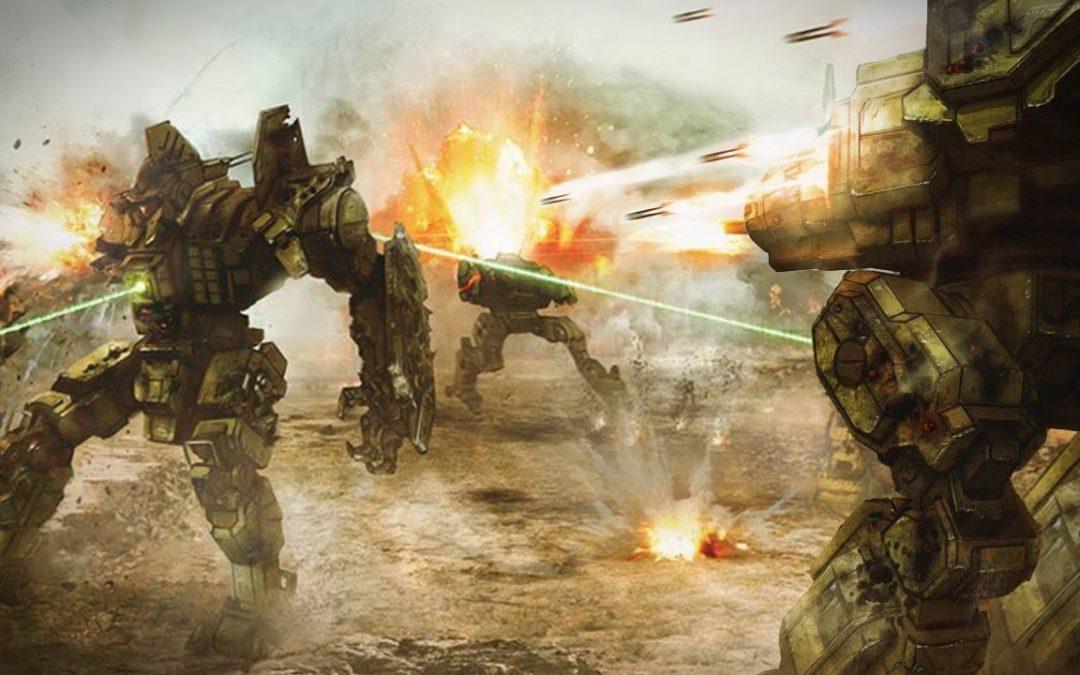 MechWarrior 5: Mercenaries se exhibe en dos nuevos gameplays