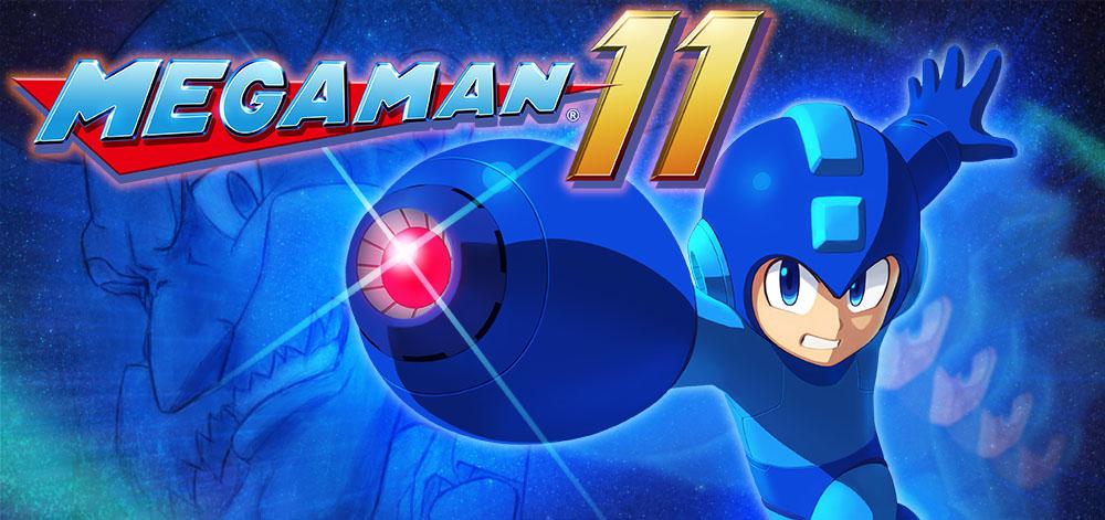 Mega Man 11 anunciado, a la venta en 2018
