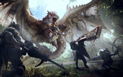 Monster Hunter World: completarlo nos puede llevar unas 50 horas, nueva beta anunciada