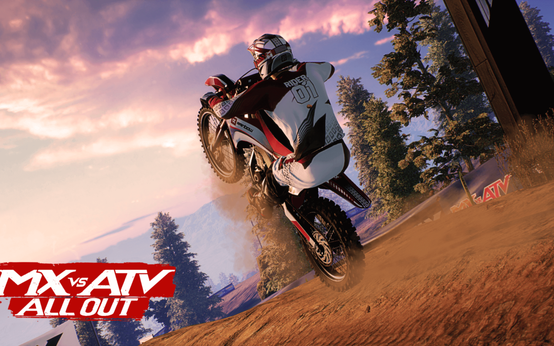 MX vs. ATV All Out muestra su primer gameplay