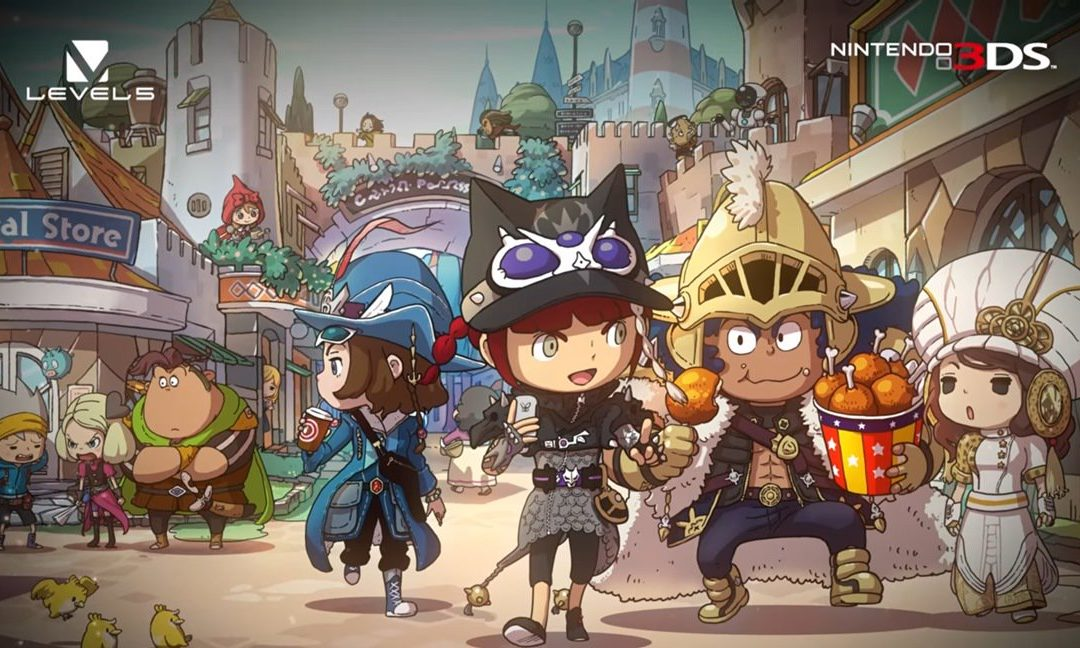 The Snack World: TreJarers se anuncia para Nintendo Switch