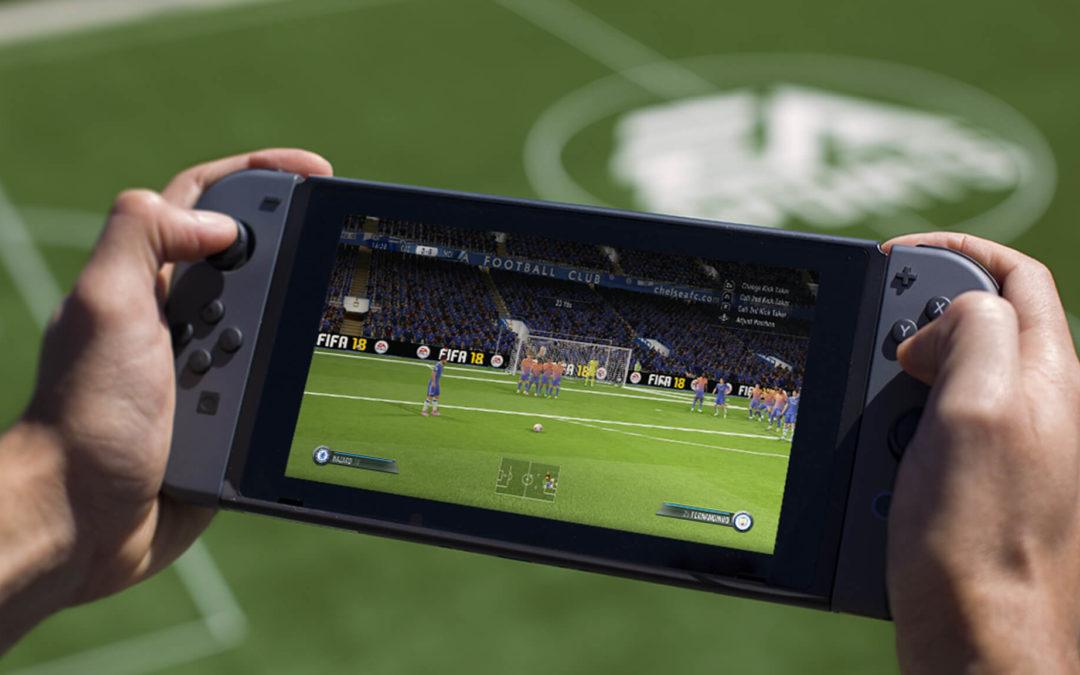En Japón, FIFA 18 vende más en Nintendo Switch que en PS4