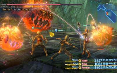 Final Fantasy XII: The Zodiac Age llega a PC