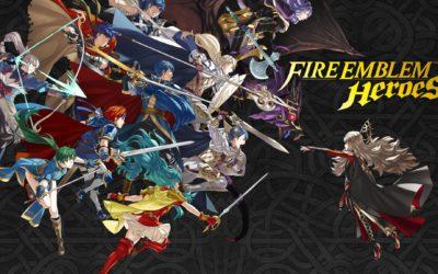 Fire Emblem Heroes se actualiza con tres personajes nuevos