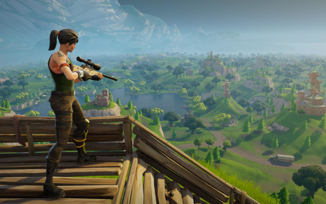 En Epic Games quieren que Fortnite llegue a Nintendo Switch