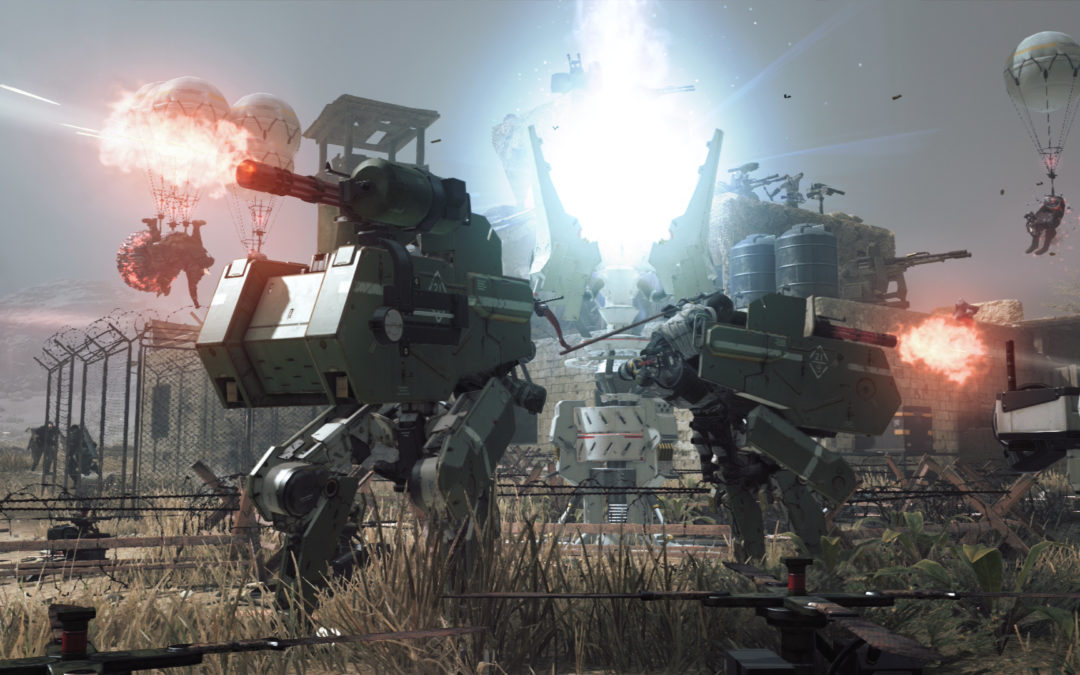 Estos son los requisitos mínimos y recomendados de Metal Gear Survive para PC