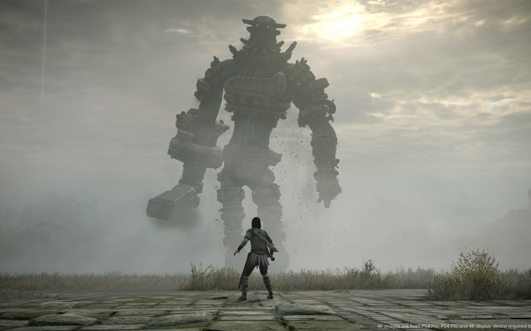 Gameplays: Shadow of the Colossus, Ragnarok y Kingdom Come: Deliverance