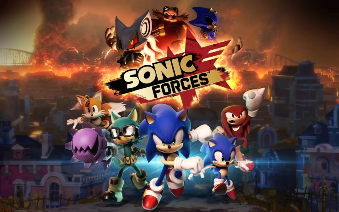 Análisis Sonic Forces