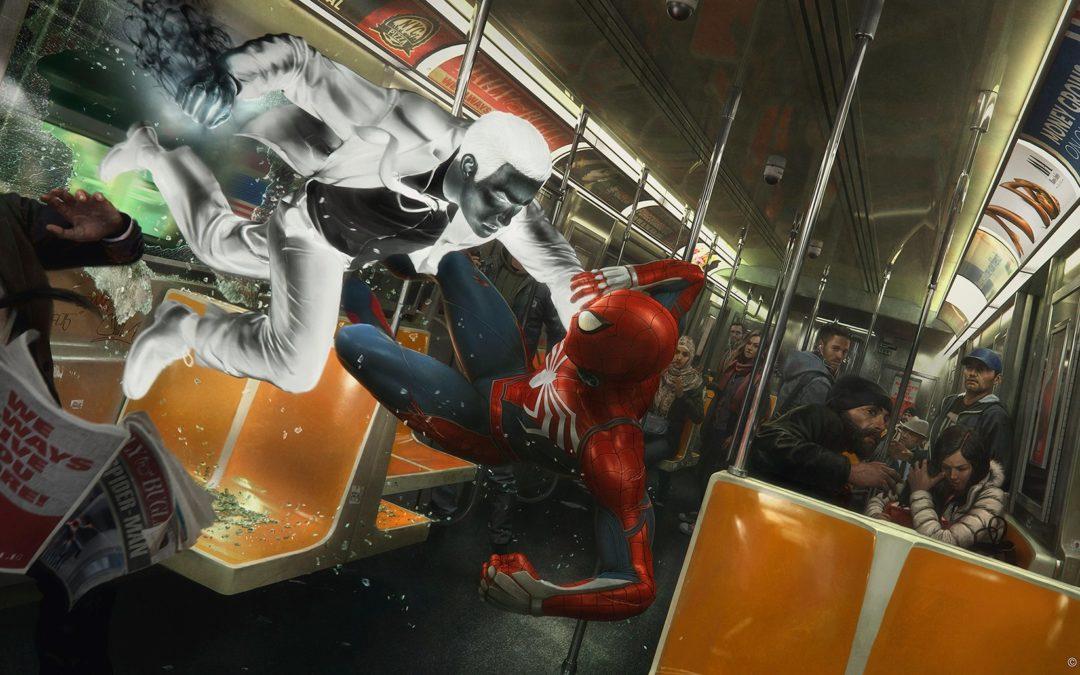 Jacinda Chew, directora artística de Insomniac Games, habla sobre Spider-Man
