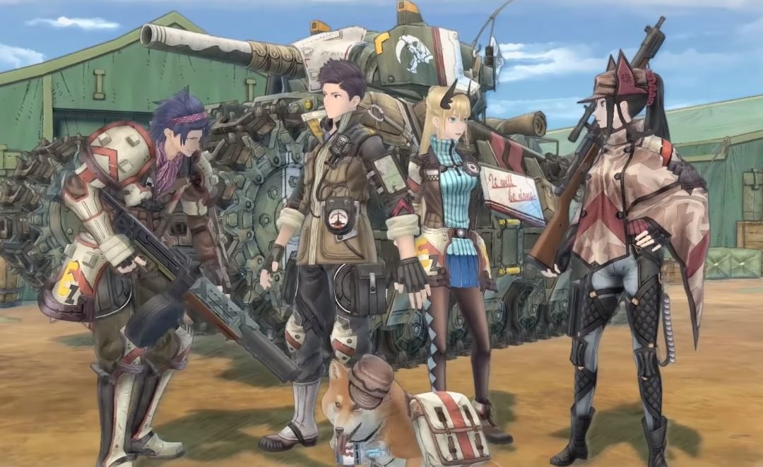 Gameplays: Valkyria Chronicles 4 y Granblue Fantasy Project Re: Link