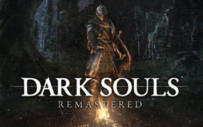 Dark Souls Remastered a la venta el 25 de mayo en PS4, One, PC y Switch