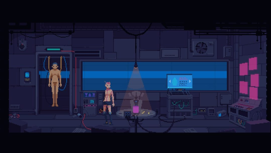 The Red Strings Club, la nueva aventura del estudio español Deconstructeam llega a finales de mes