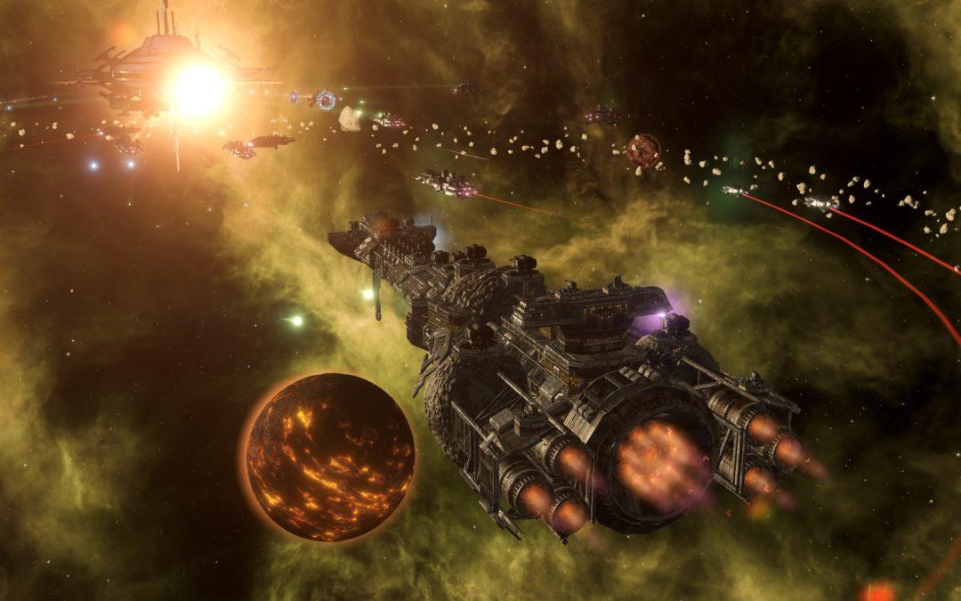 Stellaris: Apocalypse nos invita a destruir los planetas de la galaxia