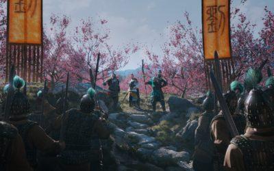 La china ancestral toma el testigo en el nuevo Total War