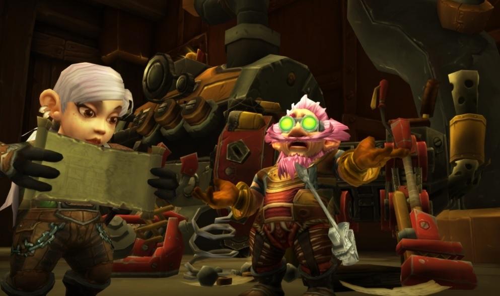 World of Warcraft se vuelve más dinámico con su parche 7.3.5