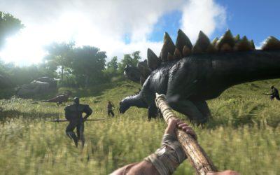 Ark Survival Evolved, el Minecraft prehistórico y con dinosaurios