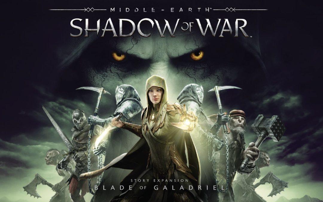 Ya está disponible La Espada de Galadriel, la expansión de la historia de La Tierra Media: Sombras de Guerra