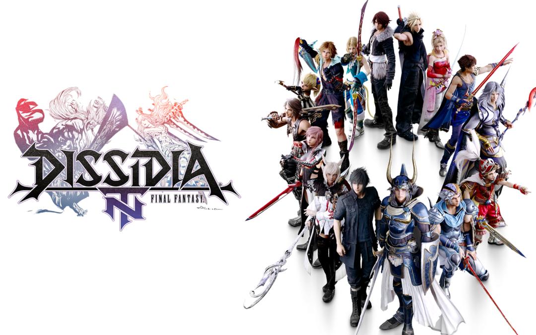 Análisis Dissidia Final Fantasy NT