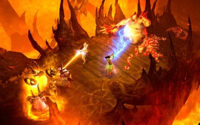 Rumore, rumore: Diablo III podría llegar a Nintendo Switch en 2019