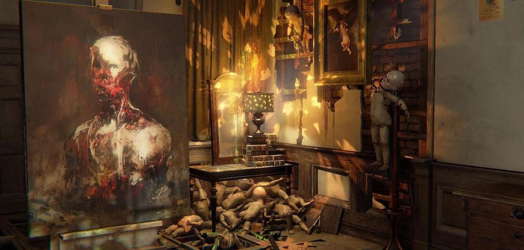 Layers of Fear: Legacy tiene un peso de 3,1 GB en Nintendo Switch