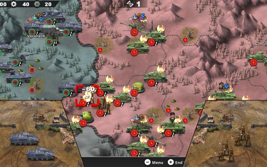 World Conqueror X, un juego de estrategia bélica compleja que llegará a Nintendo Switch el 8 de marzo