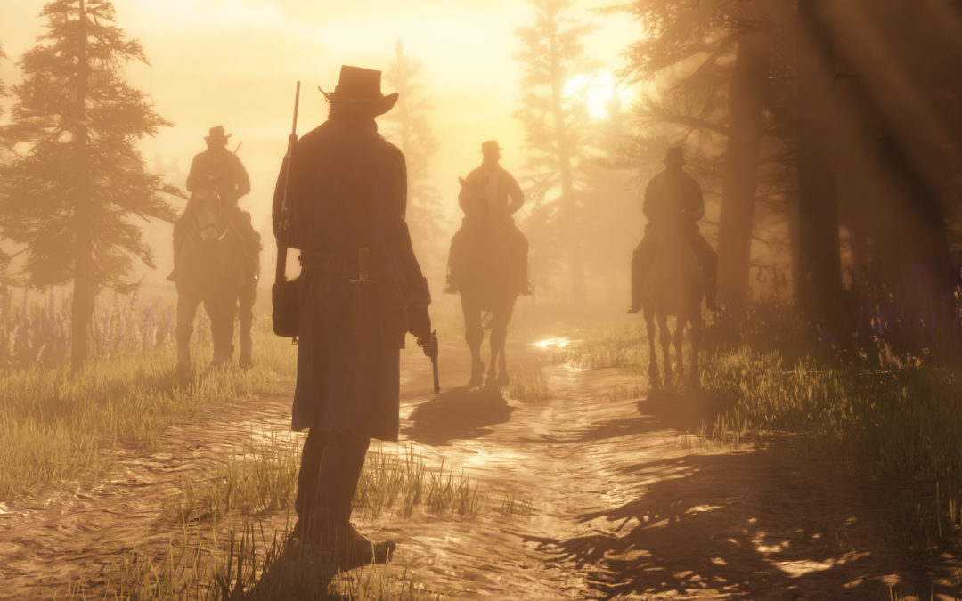 Red Dead Redemption 2 saldrá a la venta el 26 de octubre
