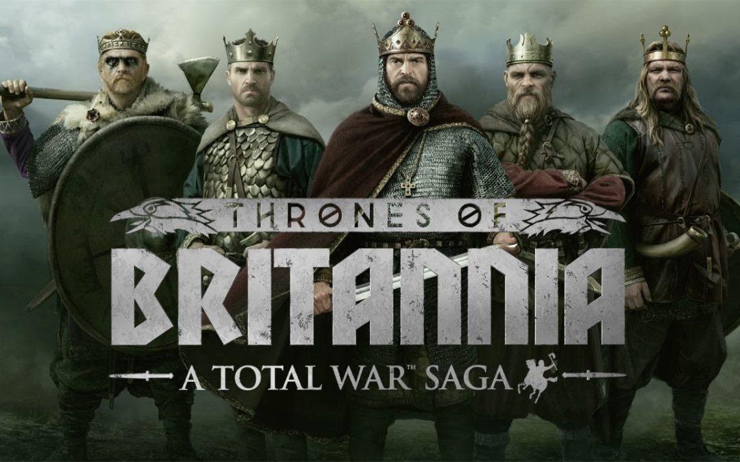 Total War Saga: Thrones of Britannia, vence a los vikingos y controla Albión este 19 de abril