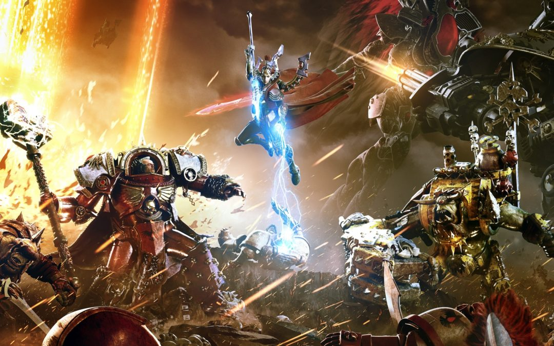 Apocalipsis en Dawn of War 3: Relic no añadirá más contenidos