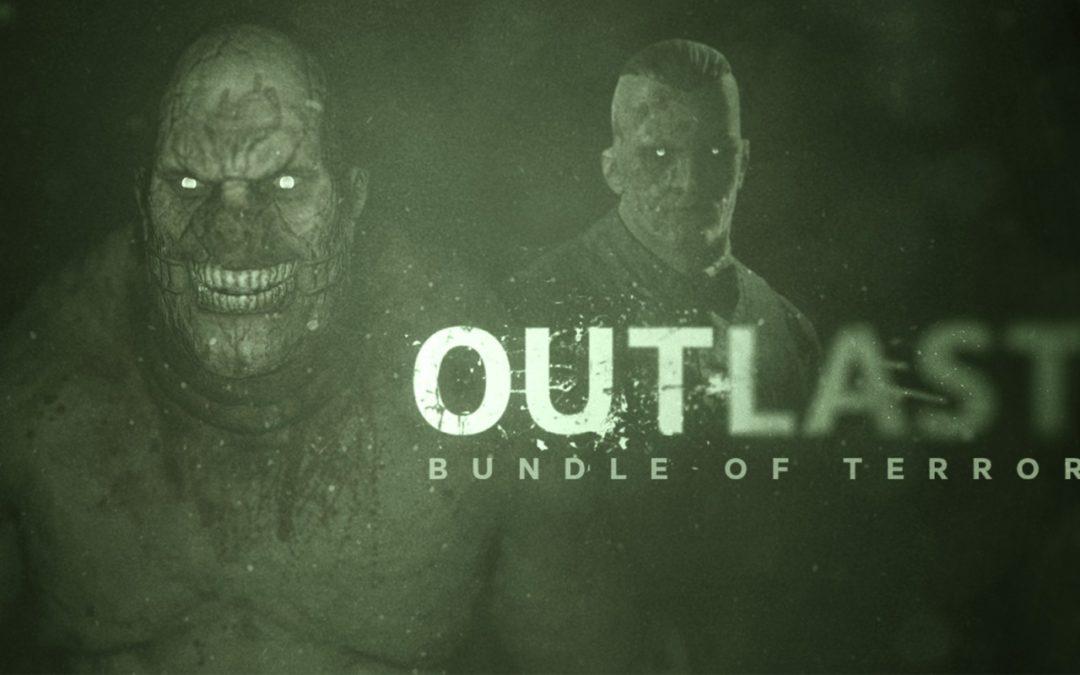 Outlast: Bundle of Terror ya disponible en Switch