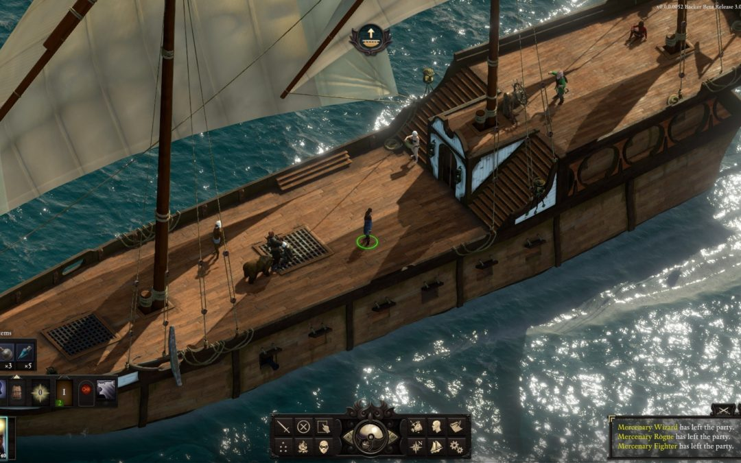 Impresiones Pillars of Eternity II: Deadfire