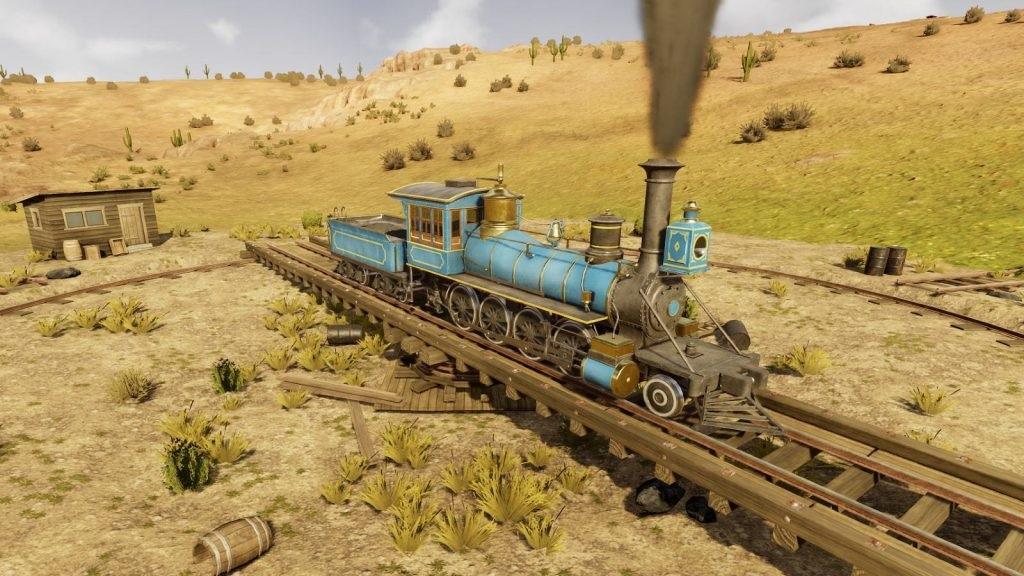 Railway Empire y el encanto de los trenes