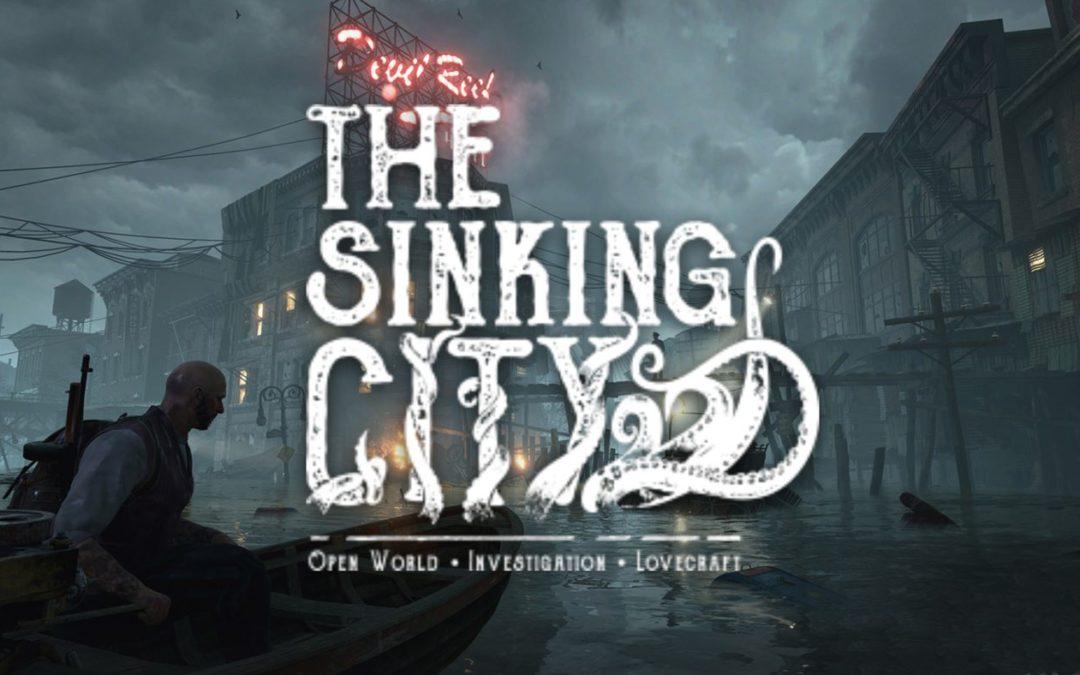 Descubriendo The Sinking City, el horror de Cthulhu en un mundo abierto de investigación