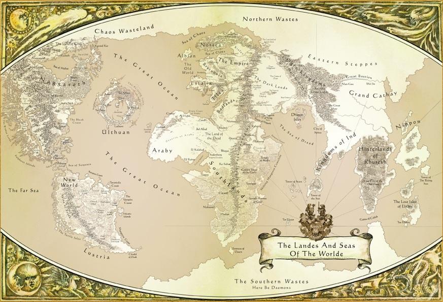 Desata la guerra en el Nuevo Mundo con Total War: Warhammer II