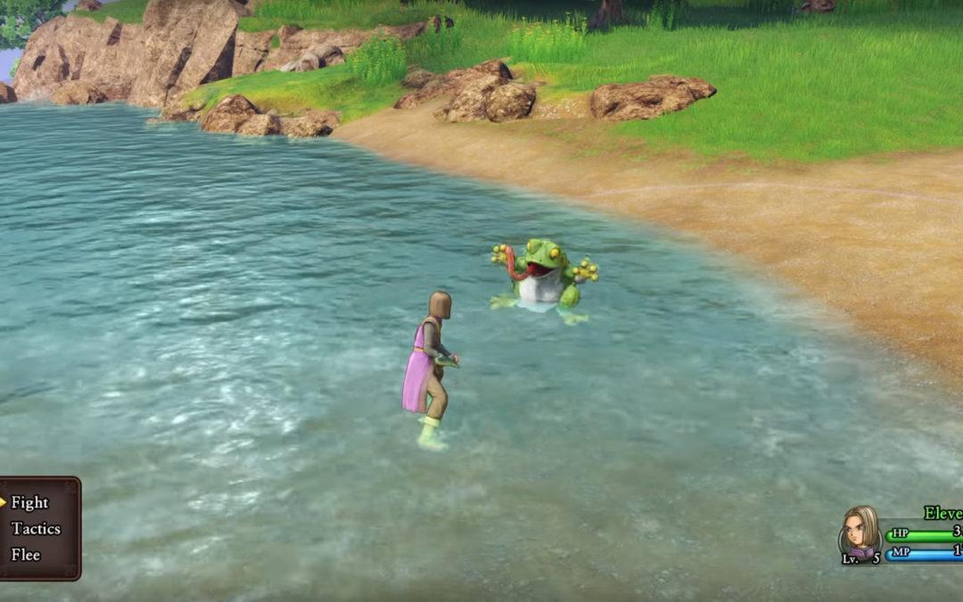 Dragon Quest XI, confirmado en Europa para el 4 de septiembre