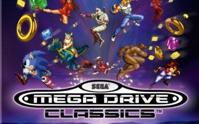 SEGA Mega Drive Classics a la venta el 29 de mayo en PS4 y One