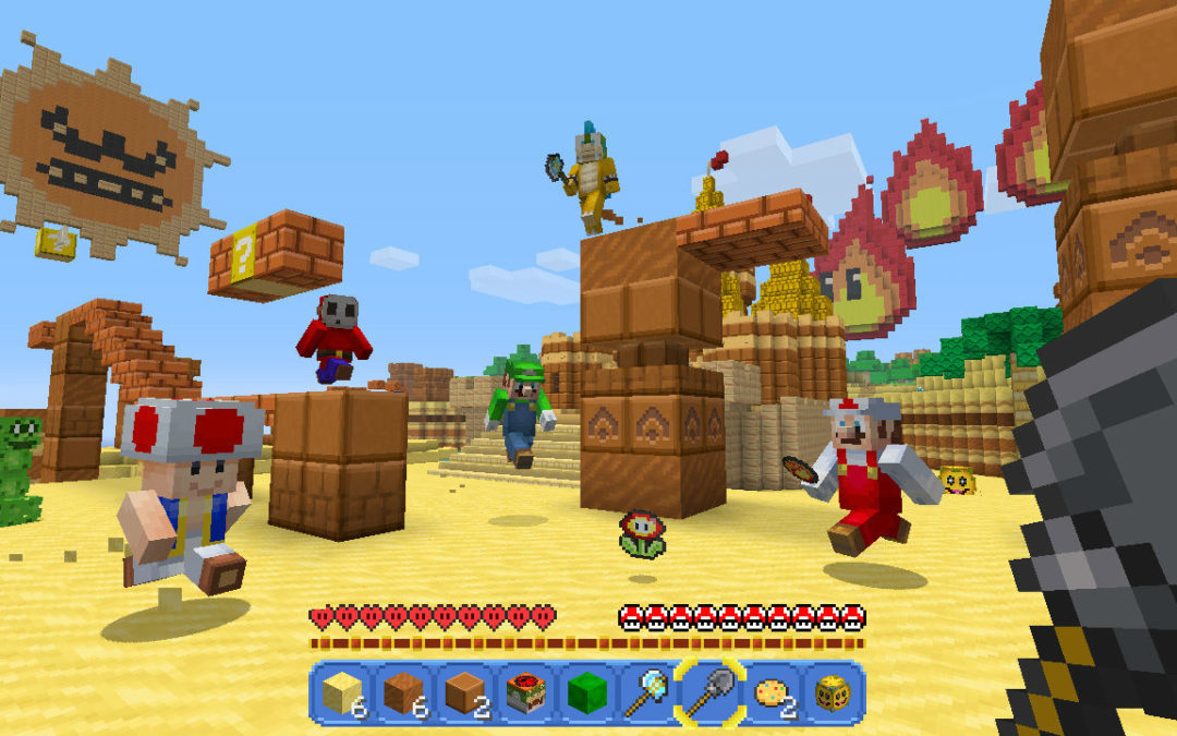 La actualización Minecraft: Better Together se ha enviado a Nintendo, estará disponible pronto