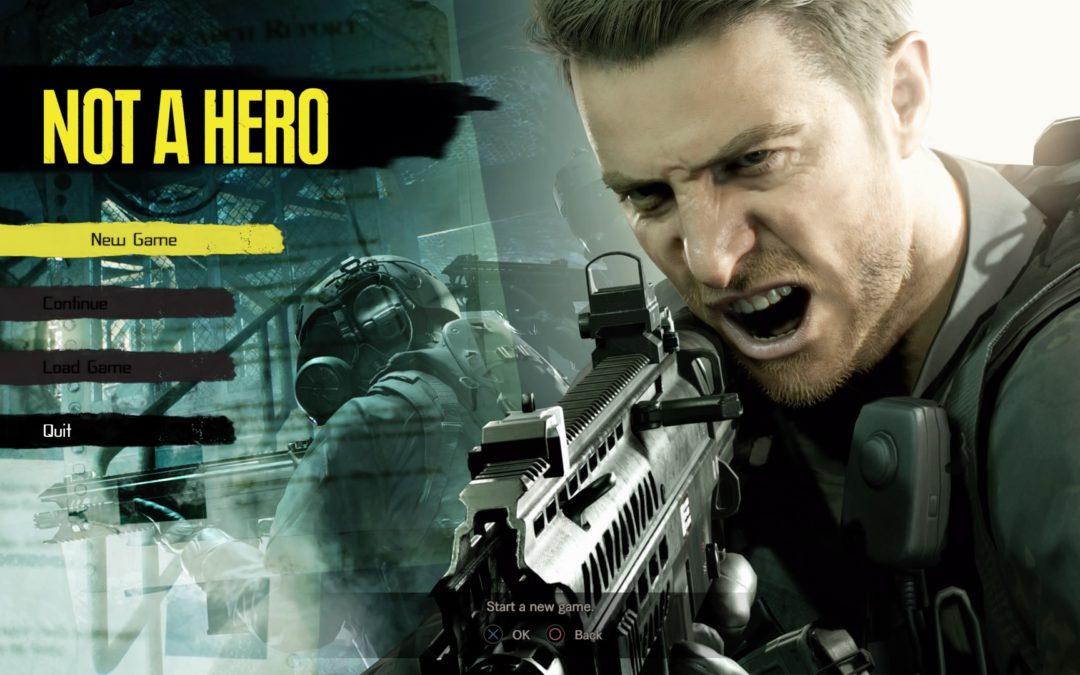 Análisis Not a Hero, DLC gratuito de Resident Evil 7