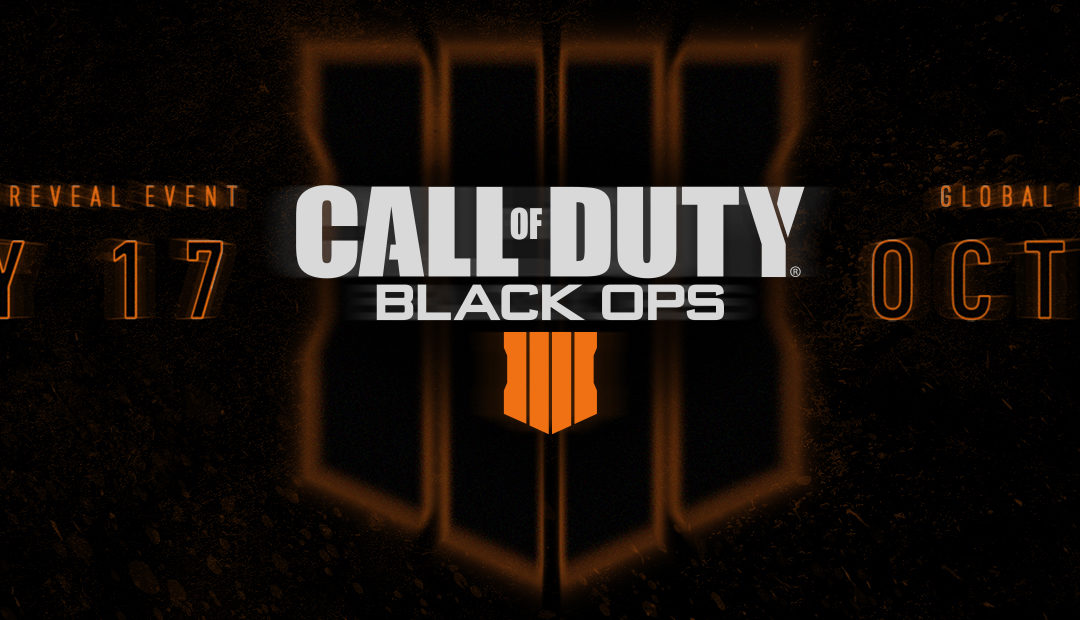 Call of Duty: Black Ops 4 desvelado, disponible el 12 de octubre