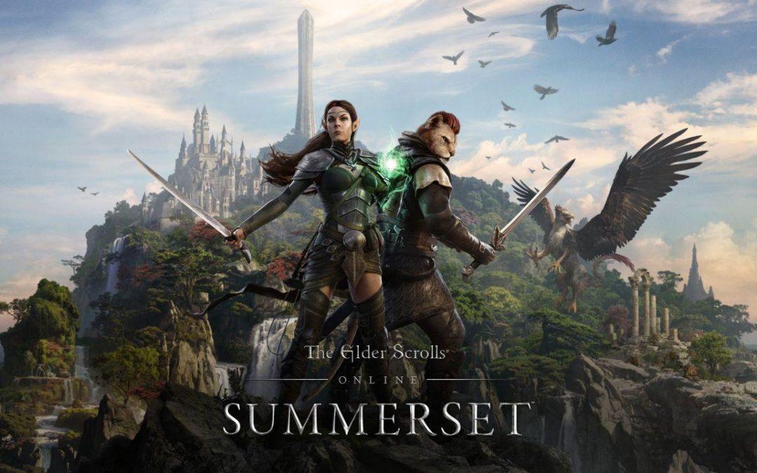 The Elder Scrolls Online nos lleva en primicia a Summerset, el reino de los altos elfos