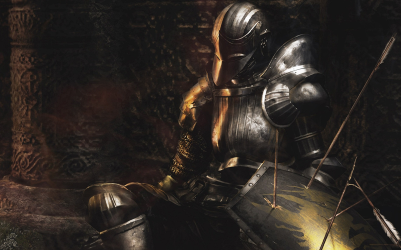 El online de Demon's Souls vuelve a la vida