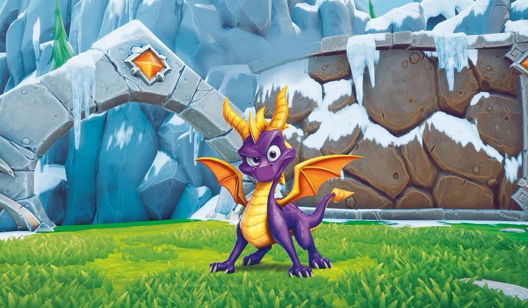 Spyro Reignited Trilogy confirmado para el 21 de septiembre en PS4 y One