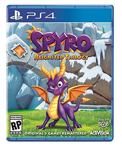 Spyro the Dragon: Reignited Trilogy a la venta el 21 de septiembre