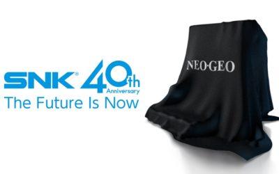SNK volverá al hardware con el lanzamiento de una nueva Neo Geo